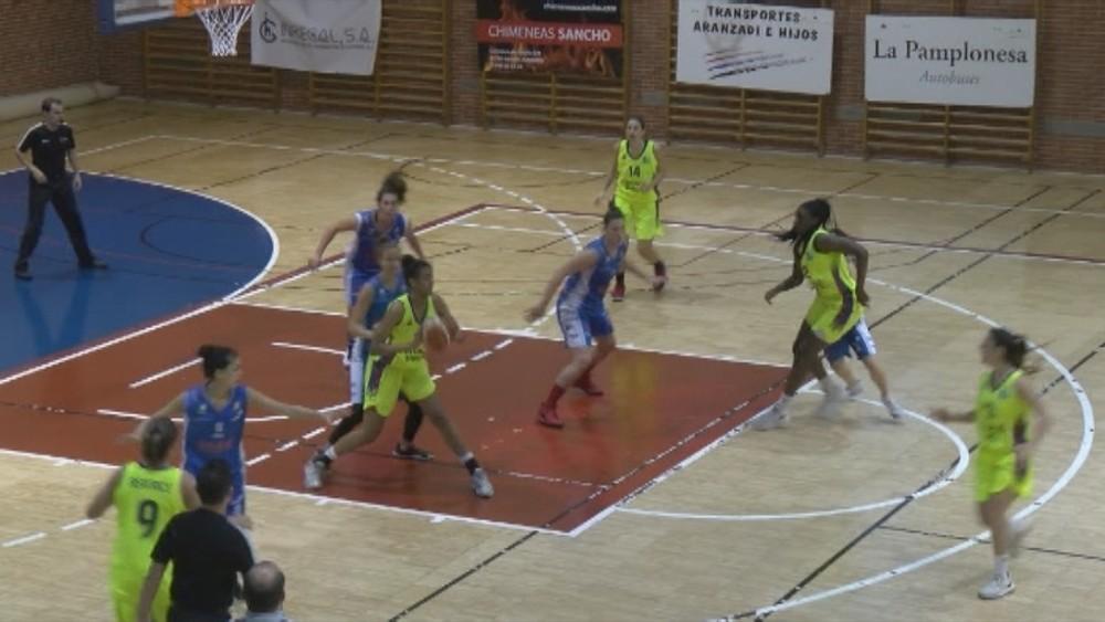 El partido se retransmite en directo (19:00) en Navarra Televisión