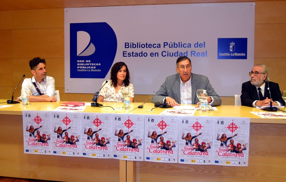 La historia de Calatrava llegará a latinoamérica