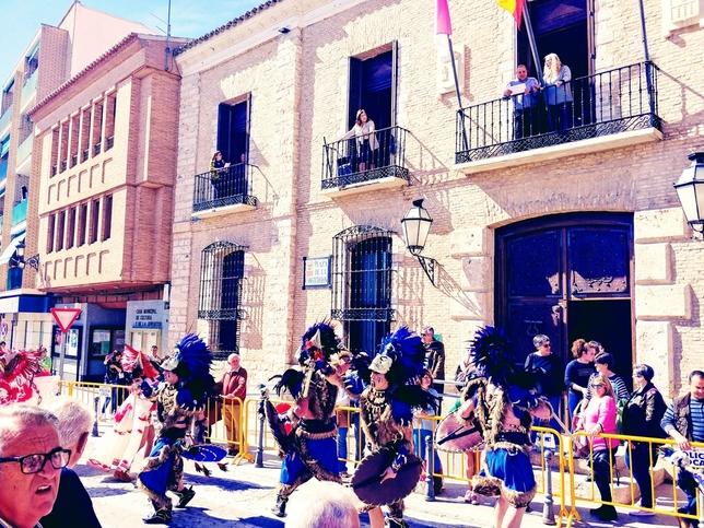 Amas de Casa de Pozuelo vence en el Carnaval de Villarrubia