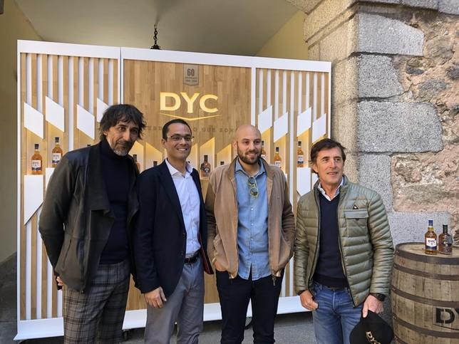 DYC comercializará por primera vez su whisky fuera de España