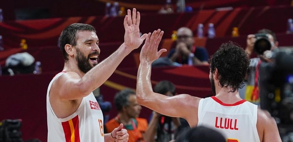 España vence a Australia en una semifinal de infarto