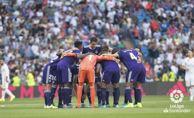 Real Madrid-Real Valladolid.