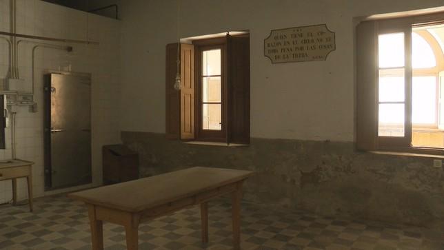 Las Salesas, viaje en el tiempo desde el corazón de Pamplona