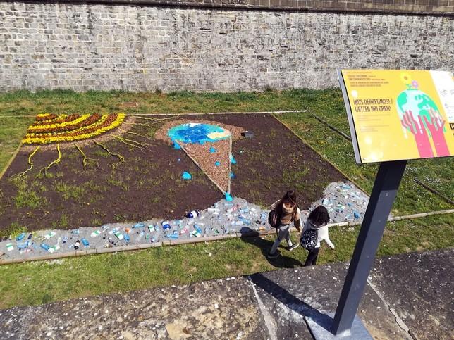 Jardines por el cambio climático en la Ciudadela