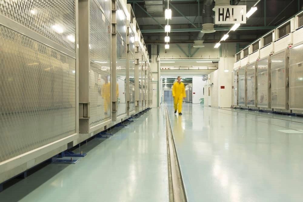 Irán reanuda el enriquecimiento de uranio en Fordo
