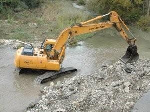 Denuncian que el estado de los ríos navarros es preocupante Gurelur