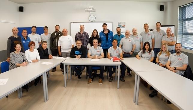 Se constituye el comité de empresa de Volkswagen Navarra VW Navarra