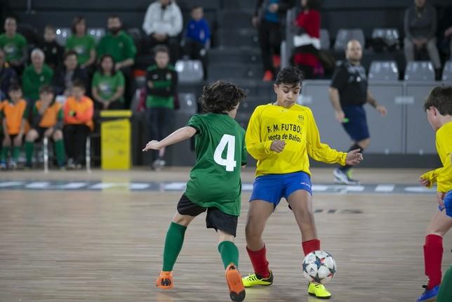 A penaltis Eva Garrido