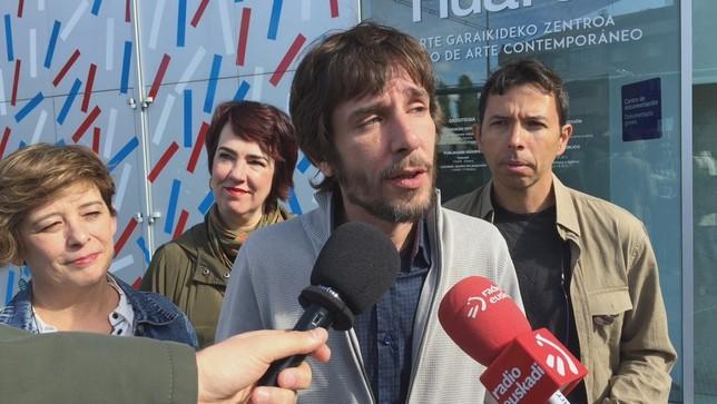 Podemos cree en la cultura como eje de desarrollo económico Podemos Navarra