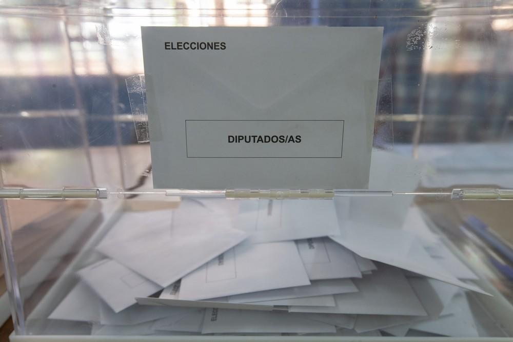 13 formaciones se presentan en Ávila a las elecciones el 10N