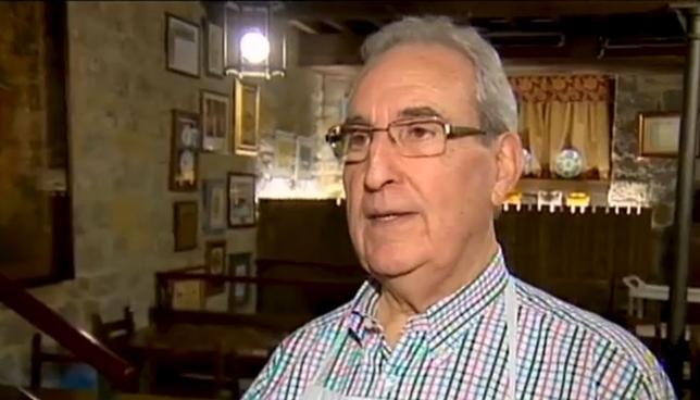 Fallece Jesús María Astrain, expresidente de Napardi Archivo NATV
