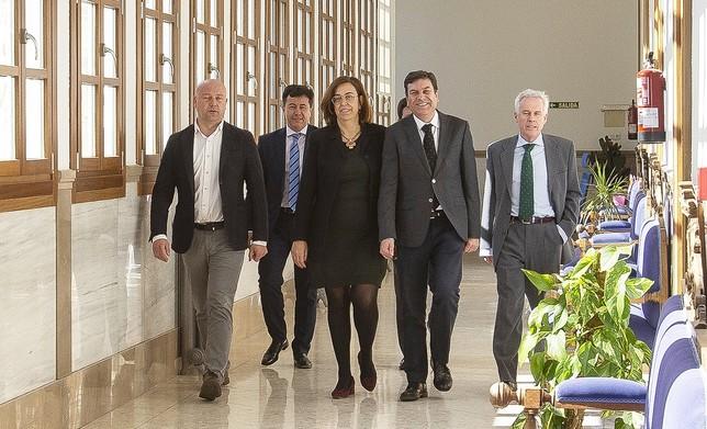 El plan de empleo forestal alcanza su cuarta edición Eva Garrido