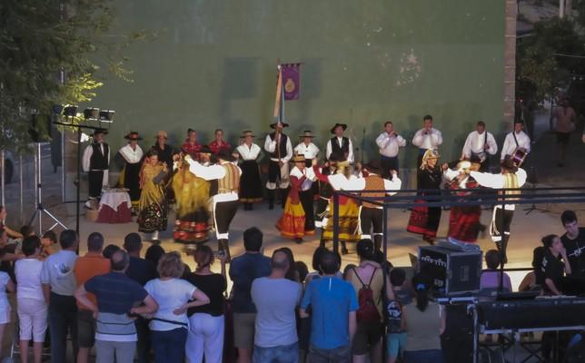 El grupo Urdimbre demostró una vez más su calidad y buen hacer