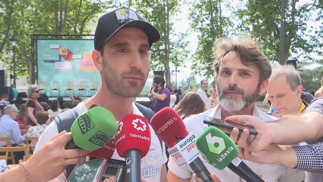 Dani Rovira pide alternativas a los encierros de San Fermín Europa Press
