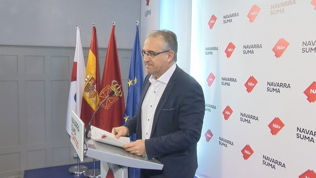 330 medidas de Navarra Suma para el futuro de Pamplona