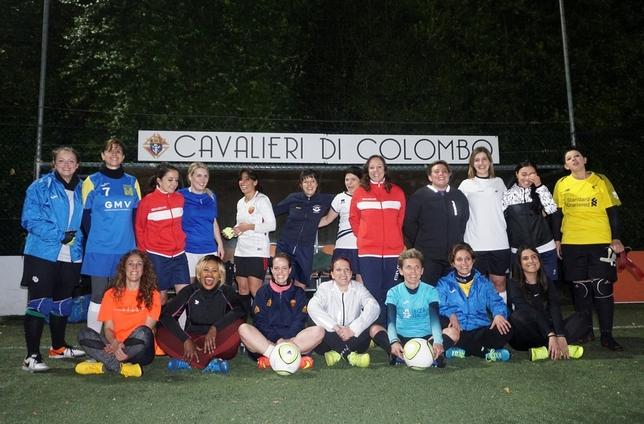 El Vaticano ya tiene equipo de fútbol femenino
