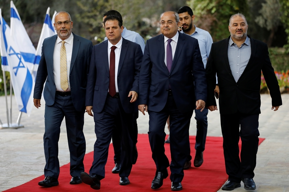 Se abre paso un gobierno de coalición en Israel