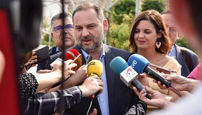 """Ábalos: """"El PSN no gobernará con EH-Bildu en Navarra"""" Europa Press"""