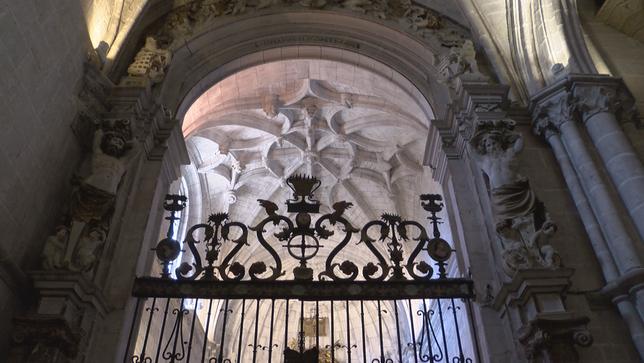 La capilla de Santiago de la Catedral como nueva