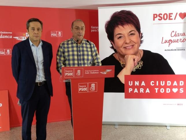 Presentación de la campaña electoral del PSOE  Paqui Cuerdo