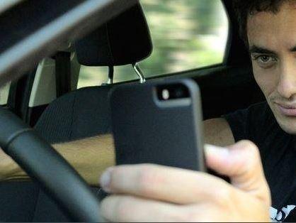 Más de 10.500 navarros se han hecho un 'selfie' al volante