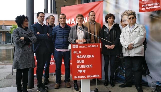 PSN propone aumentar la inversión en I+D+i para  PSN-PSOE