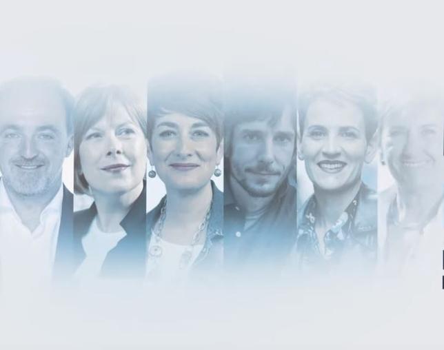 Navarra Decide: los candidatos debaten hoy en Navarra TV