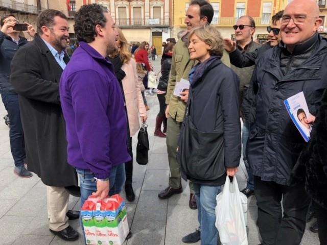 Tejerina lamenta que el PSOE se cuelgue