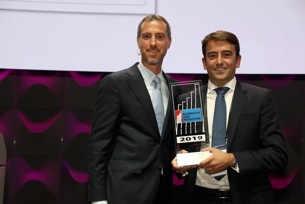Iveco Valladolid, premio Agamus como mejor fabricante