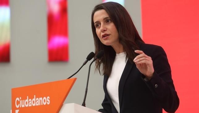 Ciudadanos no comparte la propuesta de UPN a Sánchez