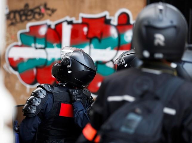 Detenidas 68 personas en protestas contra la cumbre del G-7