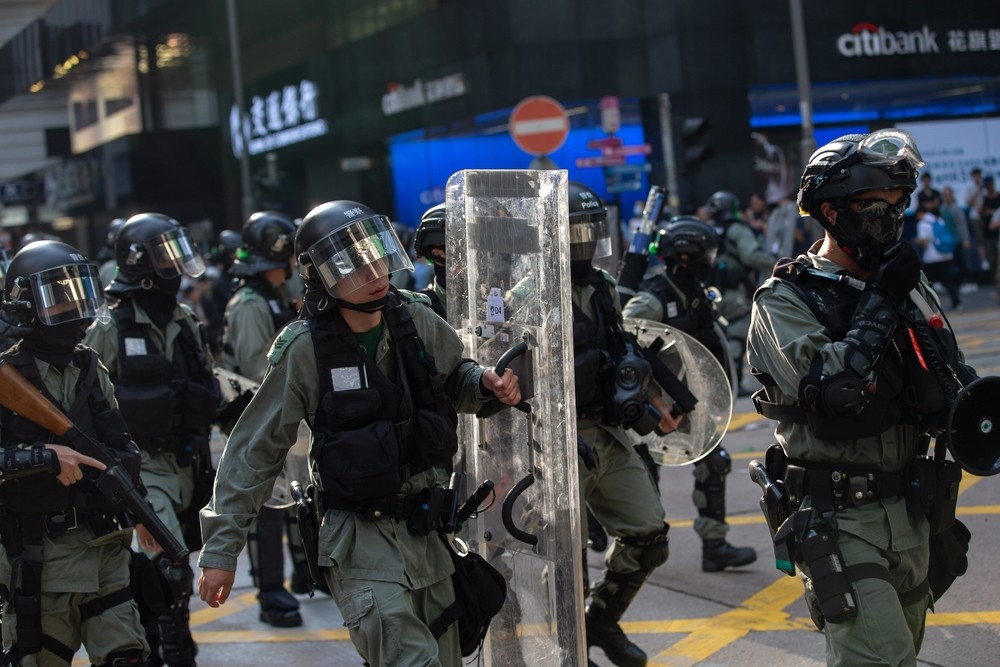 El Gobierno de Hong Kong llama