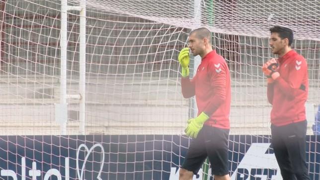 Rubén aboga por finiquitar el ascenso cuanto antes NATV