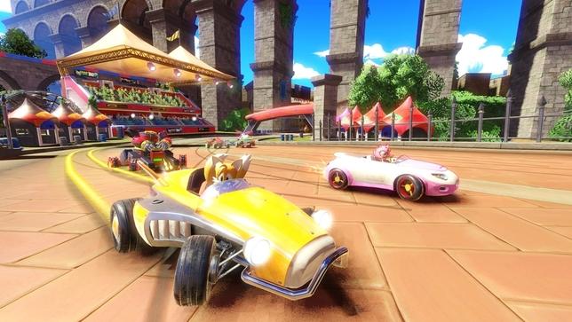 'Team Sonic Racing'
