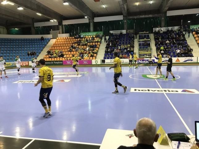 Helvetia Anaitasuna se queda a las puertas de disputar la Final a 8 de la Copa del Rey