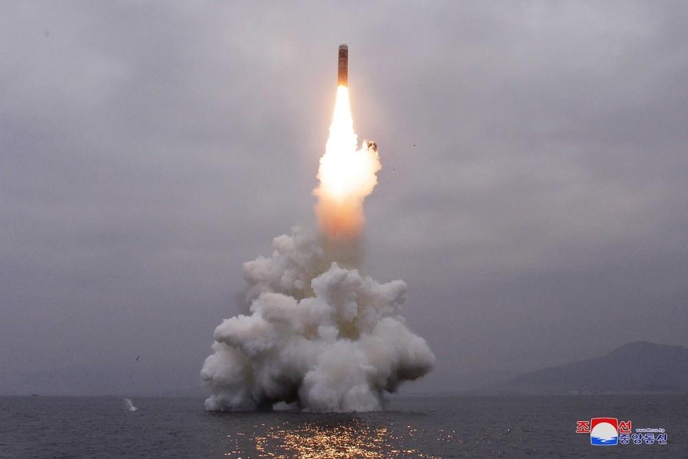 Corea del Norte confirma el lanzamiento de un nuevo misil