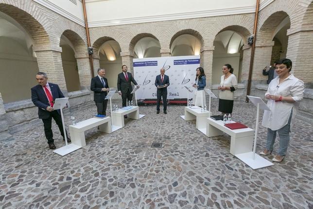 El debate repasa propuestas pero no define alianzas Tomás Fernández de Moya