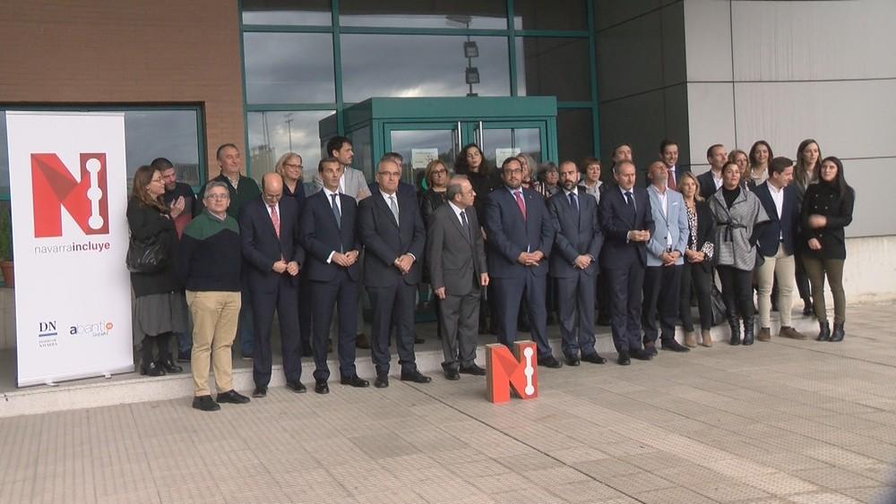 Nace Navarra Incluye, iniciativa de inserción socio-laboral