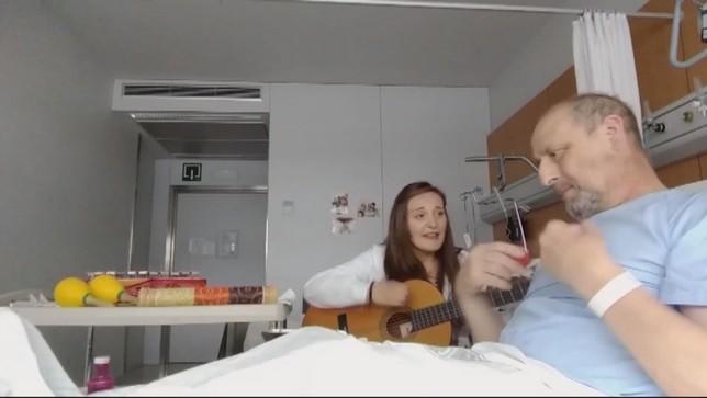 Musicoterapia: la cara más humana del cuidado del paciente