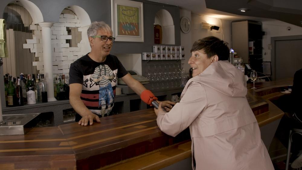 'La Paisana' Eva Hache se enamora de Oña