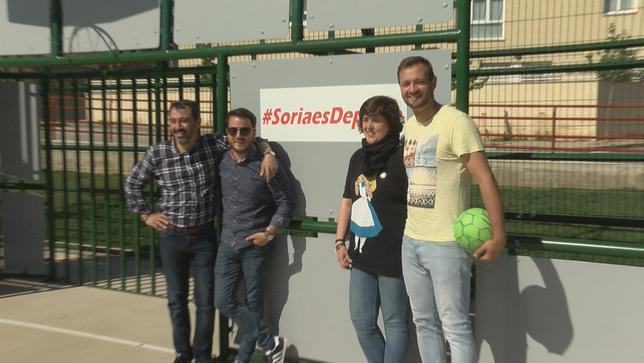 El PSOE propone una Via Ferrata junto al Duero