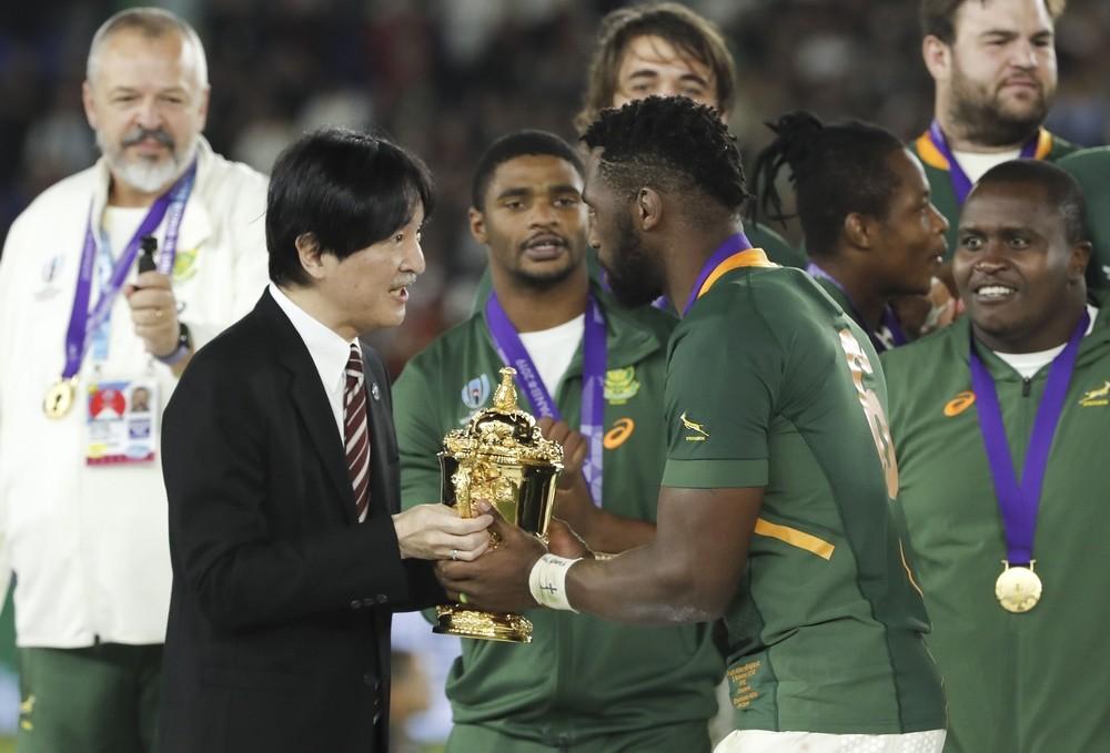 Sudáfrica se proclama campeona del mundo por tercera vez