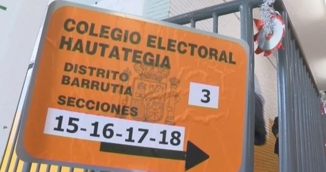 41 concejos navarros acuden hoy domingo a las elecciones