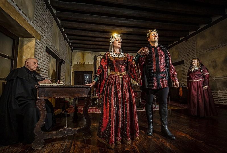 La huella de Isabel la Católica vive en Valladolid