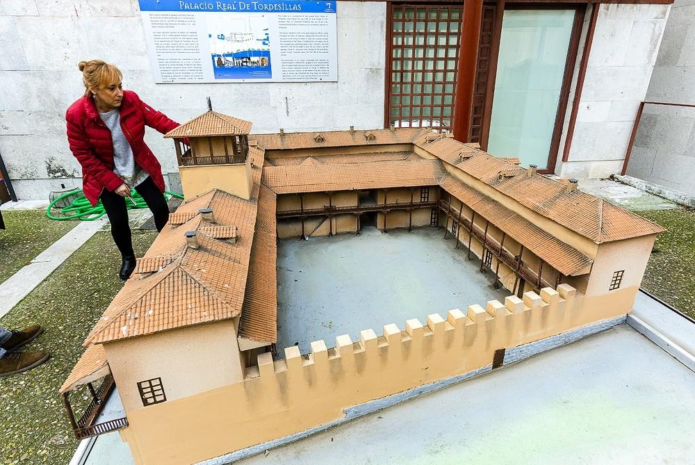 Unos 115.000 turistas en Medina y Tordesillas