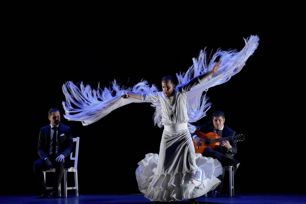 Manuel Liñán muestra su 'Baile de autor' en el Juan Bravo