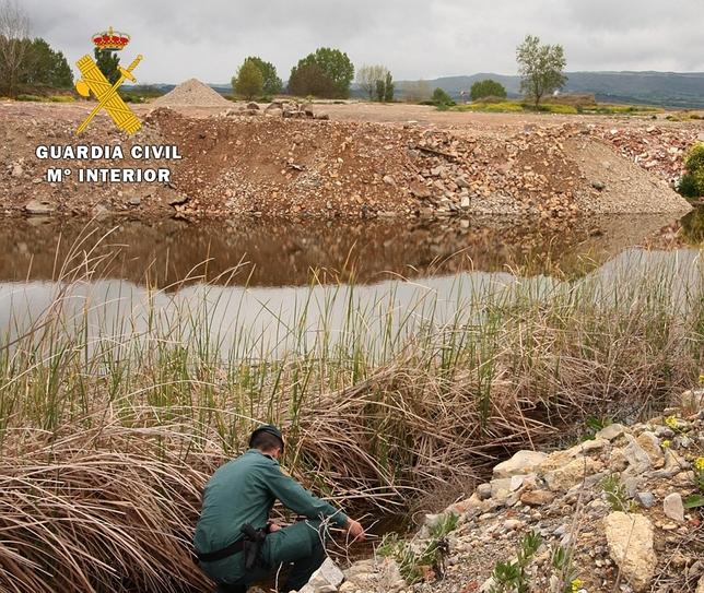 Investigados por destruir un valioso humedal artificial
