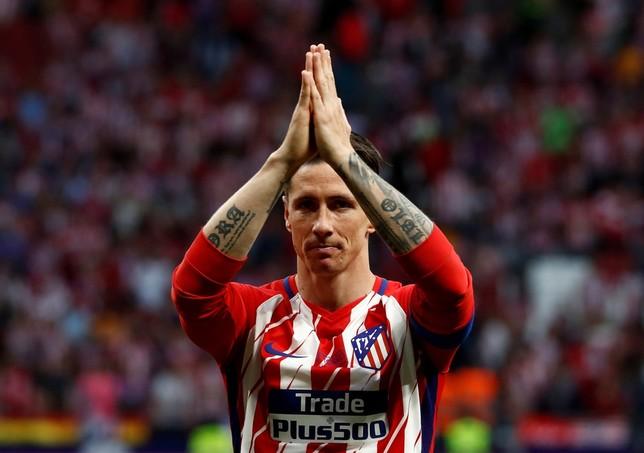 Fernando Torres se retira del fútbol Juan Medina