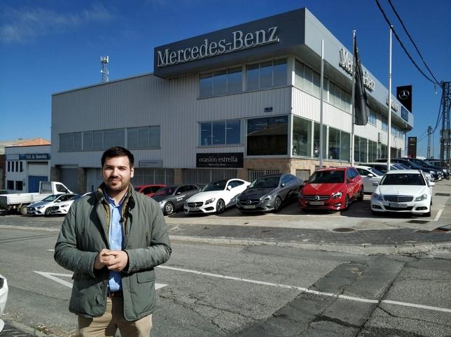 La Caravana de Mercedes celebra los 50 años de Grupo ITRA