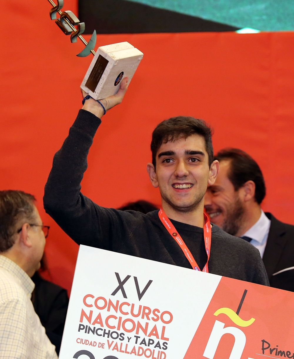 El premio está dotado con 6.000 euros.